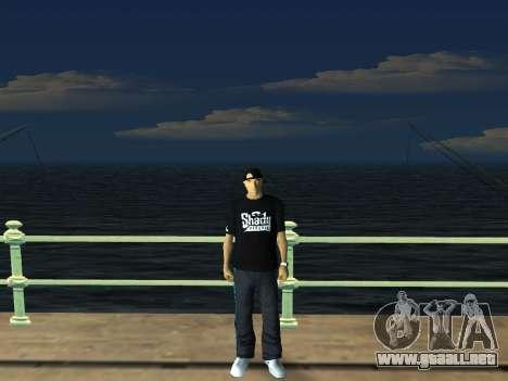White CJ v3 Improved para GTA San Andreas séptima pantalla