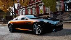 Aston Martin DB9 2013 para GTA 4