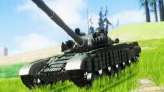 T-72, Modificado