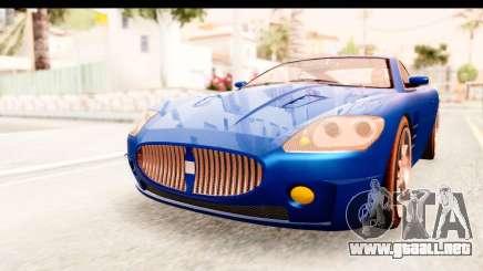 GTA EFLC TBoGT F620 v2 para GTA San Andreas