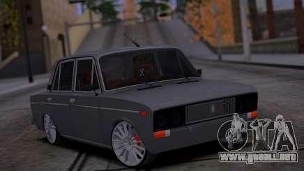 VAZ 2106 de Sonido del Coche para GTA San Andreas