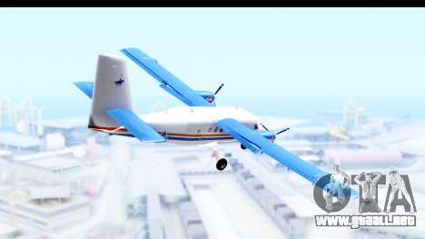 DHC-6-400 RCMPGRC para GTA San Andreas left