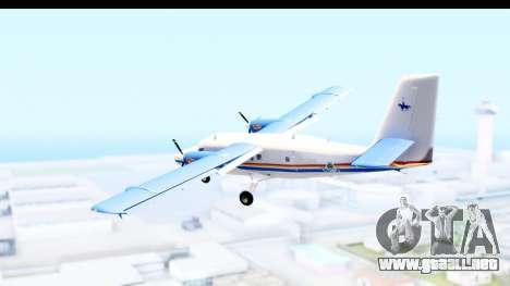 DHC-6-400 RCMPGRC para la visión correcta GTA San Andreas
