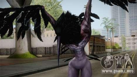 Crow Demon from Dark Souls para GTA San Andreas