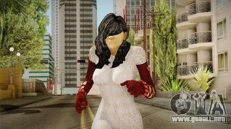 Exmachina Lace (Rachael RE) para GTA San Andreas
