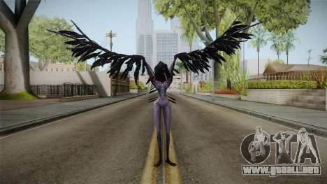 Crow Demon from Dark Souls para GTA San Andreas segunda pantalla