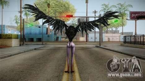 Crow Demon from Dark Souls para GTA San Andreas tercera pantalla