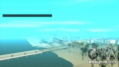 Hermosa sampgui y el ratón para GTA San Andreas segunda pantalla