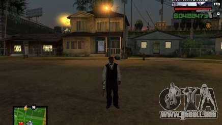 C-HUD Party Maker para GTA San Andreas