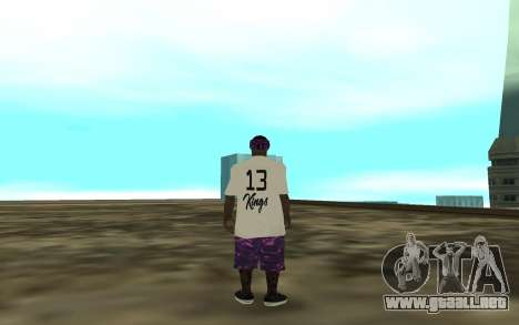The Ballas 3 para GTA San Andreas tercera pantalla