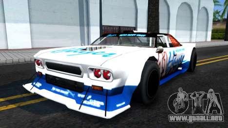Drift Tampa para GTA San Andreas