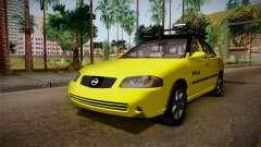 Nissan Sentra Taxi