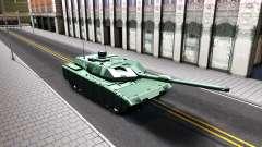Leopard 2A7 para GTA San Andreas