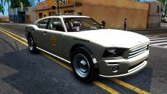 Bravado Buffalo 2008 Iowa State Patrol