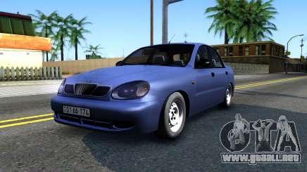 Daewoo Lanos para GTA San Andreas