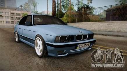 BMW Serie 5 E34 ЕК para GTA San Andreas