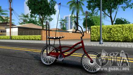 GTA SA Bike Enhance para GTA San Andreas