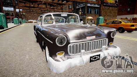 Chevrolet BelAir Sport Coupe 1955 para GTA 4