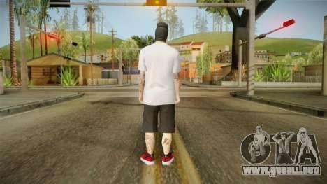 El bandido enmascarado para GTA San Andreas