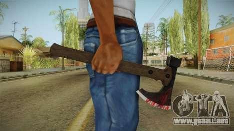 Bikers DLC Battle Axe v2 para GTA San Andreas