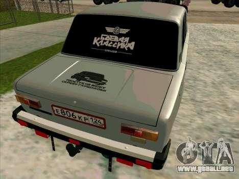 VAZ 21013 para la visión correcta GTA San Andreas