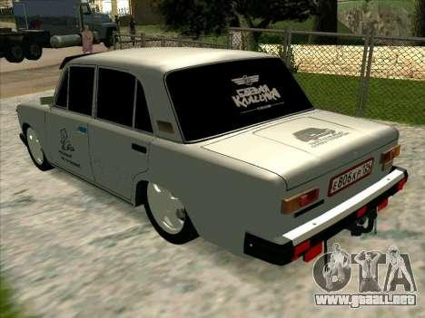 VAZ 21013 para GTA San Andreas left