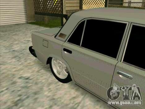 VAZ 21013 para visión interna GTA San Andreas