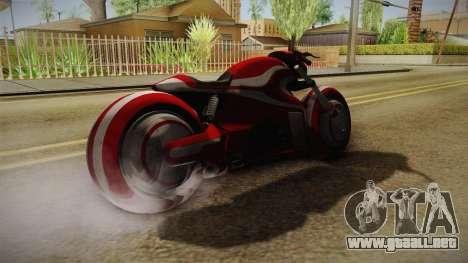 GTA 5 Nagasaki Shotaro (DLC Bikers) v1 para GTA San Andreas