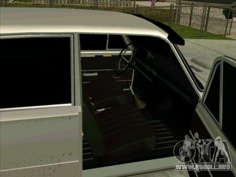 VAZ 21013 para la vista superior GTA San Andreas