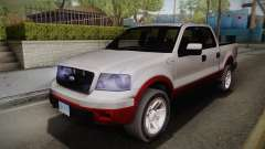 Ford F-150 King Ranch 2005 para GTA San Andreas