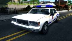 Vapid Stanier Hometown Police Department 1999