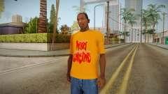 Festivo t-shirt para GTA San Andreas