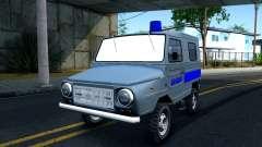 LuAZ 969М de la Policía