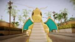 Pokémon XY - Dragonite para GTA San Andreas