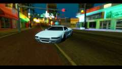 Infernus Rocket Bunny by ZveR para GTA San Andreas