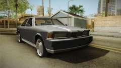 Sentinel PFR HD v1.0 para GTA San Andreas