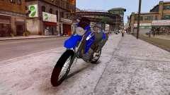 Yamaha XT 660R para GTA 4