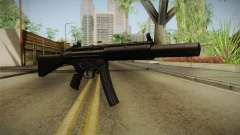 MP5 SD2 para GTA San Andreas