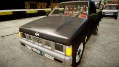 Nissan Pickup 1994 2Doors