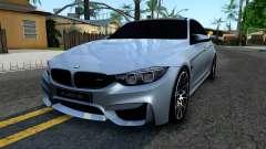 BMW M3 F80 30 Jahre 2016
