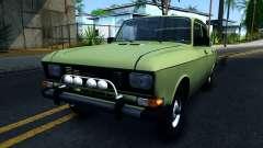 AZLK GT 2140 para GTA San Andreas