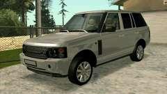 Range Rover Sport 2008 para GTA San Andreas