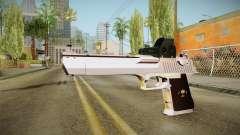 Desert Eagle con una nueva librea para GTA San Andreas