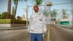 Sudaderas con capucha de invierno para GTA San Andreas
