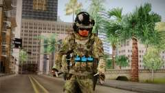 Multitarn Camo Soldier v1 para GTA San Andreas