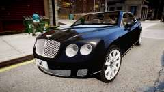 Bentley Continental Flying Spur 2010 para GTA 4