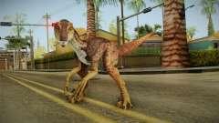 Primal Carnage Velociraptor Alpha