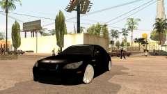 El BMW M5 E60 estiramiento facial