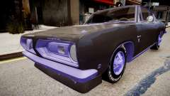 Plymouth Barracuda Formula S para GTA 4