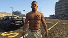 Tattoo Derek Vinyard byDex para GTA 5